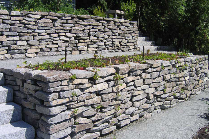 Whistler Basalt Wall Stone Bedrock Natural Stone