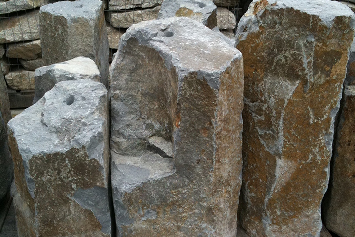 Description Of Basalt : Basalt columns decorative stone landscaping