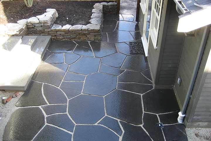 Basalt Patio Stone Flagstone Landscaping