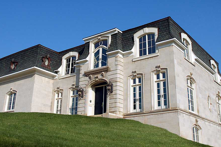 limestone exterior cost stone panels at lower cost than limestone