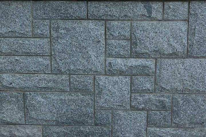 Hardy Island Granite Ashlar Veneer Bedrock Stone