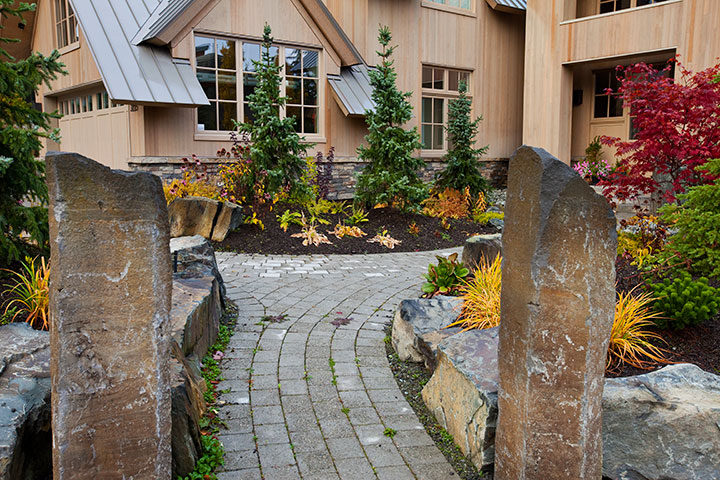 Basalt Stones Product : Basalt boulders landscaping stone products