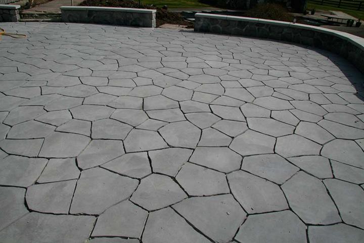 Whistler Basalt Paving Stone Bedrock Natural Stone