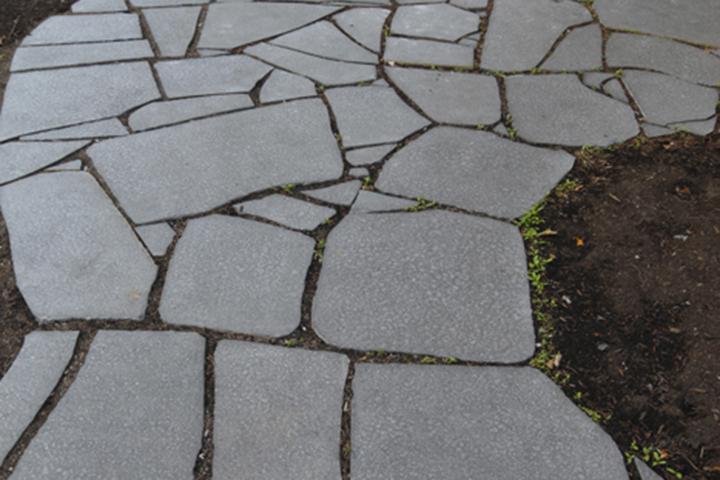 Basalt And Granite : Whistler basalt paving stone bedrock natural