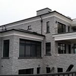 granite ashlar veneer