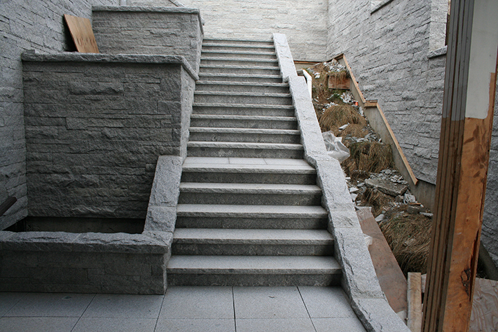 Granite Steps And Treads Natural Stone