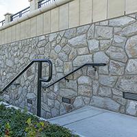 random stone vener