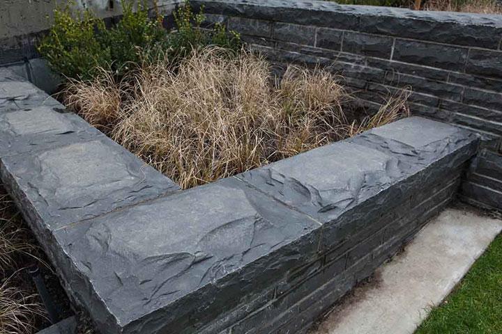 Black Tusk Basalt Coping Bedrock Natural Stone
