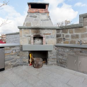 Wood Fired Brick Ovens